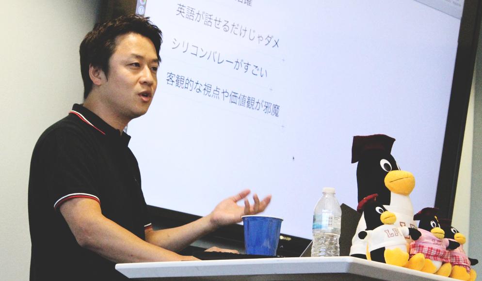 ChatWork株式会社 CEO 山本 敏行 氏