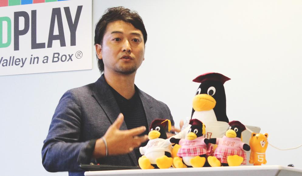 株式会社エンライズコーポレーション 代表取締役CEO 吾郷 克洋 氏